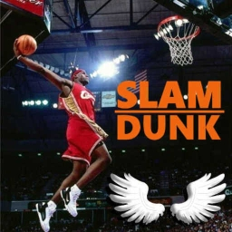 Cover of track Slam Dunk by WhiteHawkMC