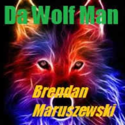 Cover of track Da Wolf Man by BrendanM