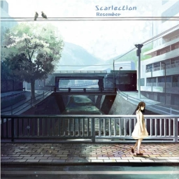 Cover of track Scarlection by Resember