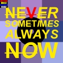 Cover of album Never, Sometimes, Always, Now by MyNameIsChuckles (ended)