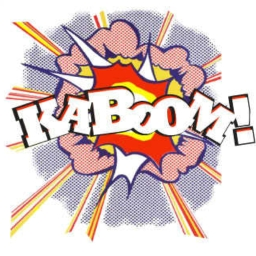 Cover of track kaboom by Big Beat