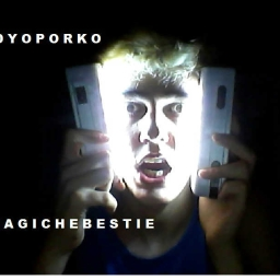 Cover of track MAGICHEBESTIE (demo) by porko dyo
