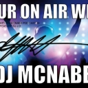 Cover of track YOUR ON AIR WITH DJ MCNABB #2 by DJ MCNABB