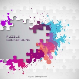 Cover of track The Puzzle Background by J&sús E Bracamonte