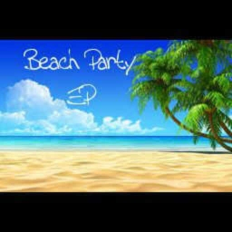 Cover of track Wiz Kid Beach Party (extended mix by Dj Monochrome) by DJ Monochrome