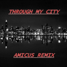 Cover of track Through My City (Amicus Remix) by Amicus