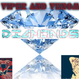 Cover of track Diamonds by Viper and Venom