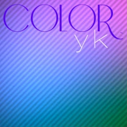 Cover of track Color by YK