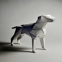 Cover of track Folded Paper Dog by Jambam