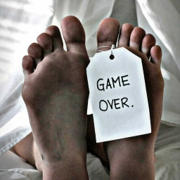 Cover of track Game Over by Kot&