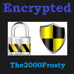 Cover of track Encrypted by Frosty