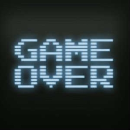 Cover of track Game Over by xxshadowxx1912