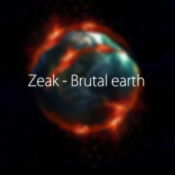 Cover of track Brutal earth by Zeak