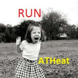 Cover of track Run by ATHeat