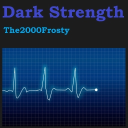 Cover of track Dark Strength by Frosty