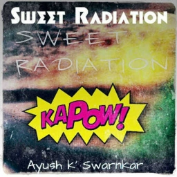 Cover of track Sweet Radiation by Ayush