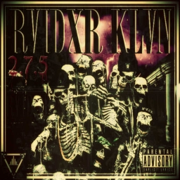 Cover of track RVIDXRZ VNTHXM by kendrick.