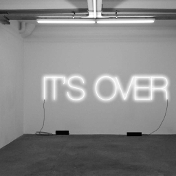Cover of track It's Over by Martin Zoutewelle