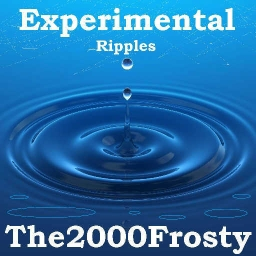 Cover of track Experimental Ripples by Frosty
