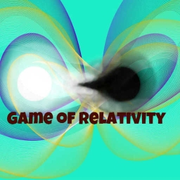 Cover of track Game of Relativity by The Thing King