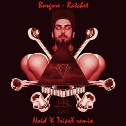 "Cover of track Borgore ""Ratchet"" Noid & TripeX Remix by justkingdion"