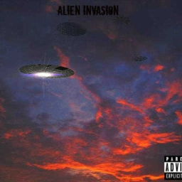 Cover of track Aliens Attack by nikskyler