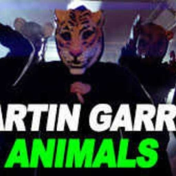 Cover of track Animals Remix by Gautrix