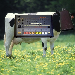 Cover of track Martix Anin - Cows by bitch2.0