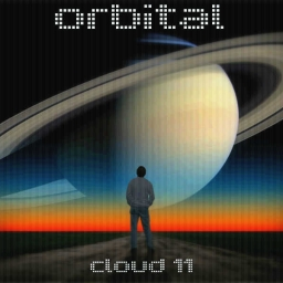 Cover of track Orbital by Cloud 11