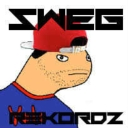 Cover of track DUCKMAN - SICK MON by SWEG REKORDZ
