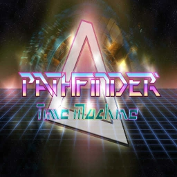 Cover of track Time Machine by Pathfinder
