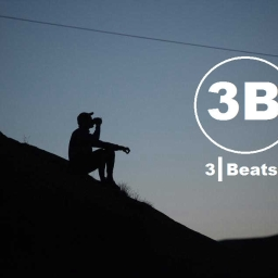 Cover of track Sky blue by 3Beats