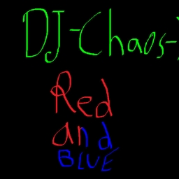 Cover of track Chaos Beats - Red & Blue by DJ-Chaos-X