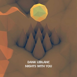 Cover of track NIGHTS WITH YOU by Dank LeBlanc