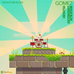 Cover of track Gomez by trevor whatevr
