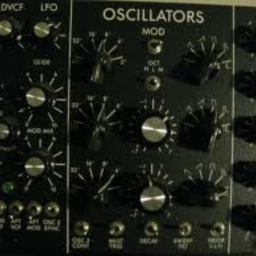 "Cover of track Moog ""Q"" by MoogSynthesizer"