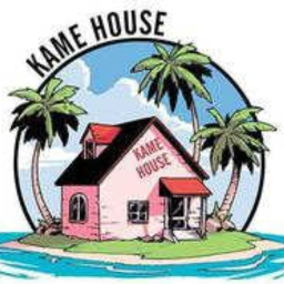 Cover of track Kame House by kill me