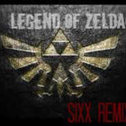 Cover of track The Legend of Zelda! SIXX REMIX!!! by Prisoner - 3343