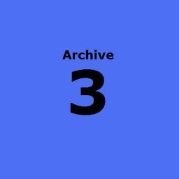 Cover of track Archive Track 3 by Acrylic