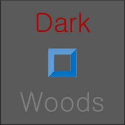 Cover of track Dark woods by Wrighteous