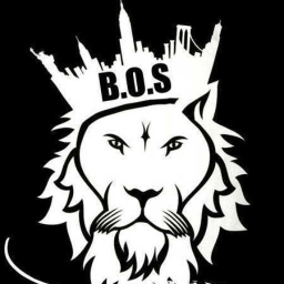 Cover of track B.O.S(Black Crown's) by BL/\CK CROWNS