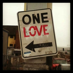 Cover of track One Way, One Love by Dircyful
