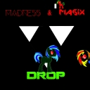 Cover of album MADNE55 & Magix - Drop  by Distorted Vortex