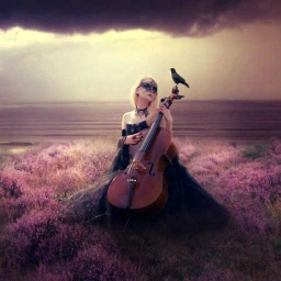Cover of track Mystic Cello by SkyecoticNekochan