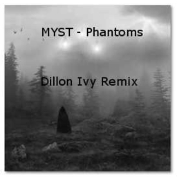 Cover of track MYST - Phantoms (Dillon Ivy Backwards 808 Edit) by Dillon Ivy