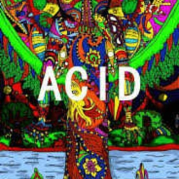 Cover of track Acid by Mitch Carney