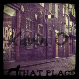 Cover of track That Place by rikan