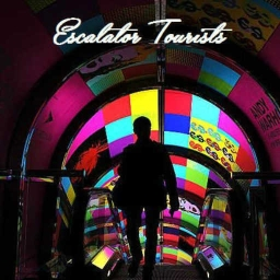 Cover of track Escalator Tourists by abstract