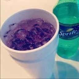 Cover of track On Da Lean by DaComeupKidd$$$