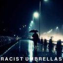 Cover of track Racist Umbrellas by abstract